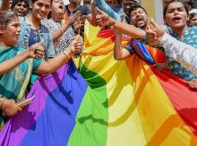 Section 377, LGBTQ