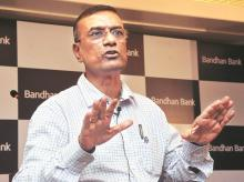 Chandra Shekhar Ghosh,CEO of Bandhan bank
