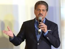 Anand Mahindra, Chairman, Mahindra Group