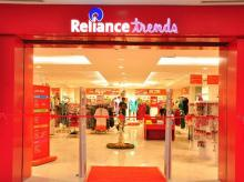 Reliance Trends store