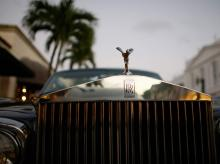 Rolls Royce. Photo: Bloomberg