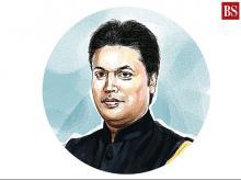 Biplab Kumar Deb, CM of Tripura