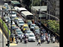 traffic, CSMT, Mumbai, unlock