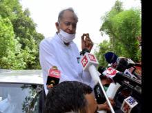 Ashok Gehlot, Rajasthan CM