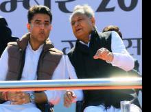 Sachin pilot, Ashok Gehlot, Rajasthan