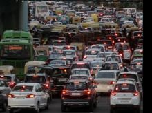 Traffic, ITO, New Delhi