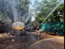 Pollution, New Delhi