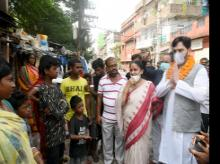 Luv Sinha, Bihar elections
