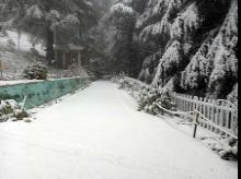 Snow, Dalhousie