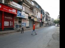 Curfew, Ahmedabad