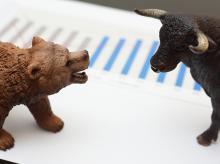 MARKETS: Metal, bank stocks drag Sensex 100 pts down; Nasdaq Futures dip 1%