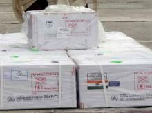 Consignment of Covid-19 vaccine reaches Bhutan from India