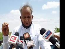 Rajasthan, Ashok Gehlot, Rajasthan Chief Minister Ashok Gehlot