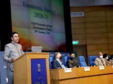 Economic survey, Krishnamurthy V. Subramanian