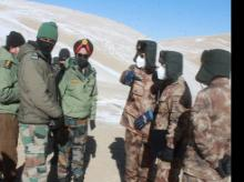 Indian Army, People's Liberation Army, Ladakh