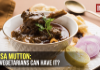 Ahimsa Mutton: Even vegetarians can have it?
