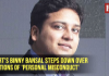 Flipkart's Binny Bansal steps down over 'personal misconduct' allegations