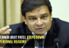 Urjit Patel steps down from RBI Governor post citing personal reasons